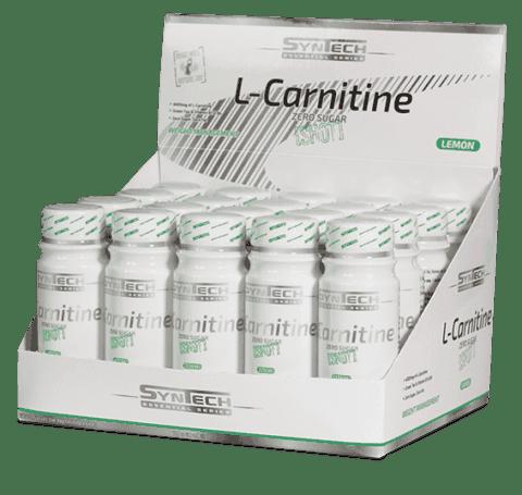 L-Carnitine 6000mg Shot syntech